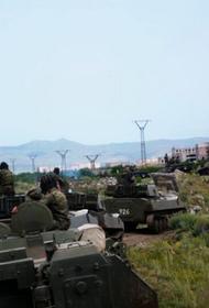 Москва заставила Азербайджан вывести войска с территории Армении