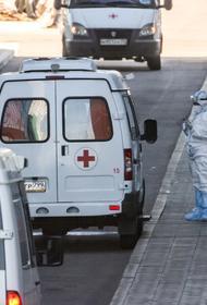 В России за сутки скончался 391 пациент с COVID-19