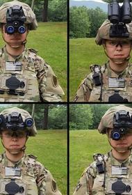 Видео: Новые очки ночного видения армии США