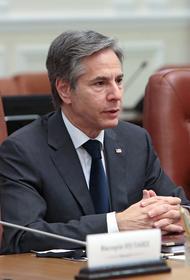Госсекретарь США назвал темы, которые намерен обсудить с Лавровым, среди них «Северный поток – 2»