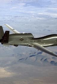 Версия Avia.pro: российские ПВО могли отогнать разведывательный дрон США от Крыма