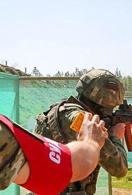 В парке «Патриот» состоялось открытие чемпионата ВС РФ по армейской тактической стрельбе