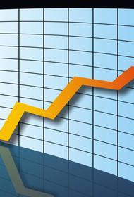 Уровень производства в России сократился на 1%