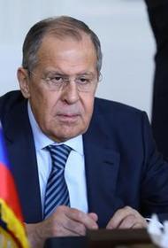 Лавров задал вопрос, на который прервавший министра журналист BBC не смог ответить