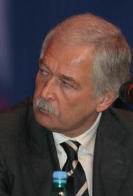 Борис Грызлов обвинил ВСУ в усилении интенсивности обстрелов Донбасса