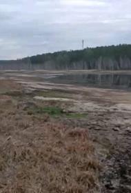 Иркутское водохранилище катастрофически мелеет