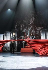 Премьера спектакля «Лев зимой» прошла на основной сцене Иркутского драмтеатра