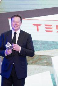 Воробьев предложил Маску построить завод Tesla в Подмосковье