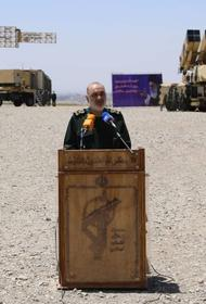 В  Иране представлен новый БПЛА с символичным названием «Газа»