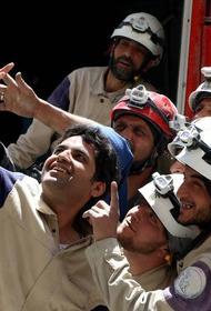 В Сирии готовится провокация  с использованием отравляющих веществ по сценарию «Белых касок»