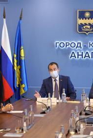 Парламентарии Юрий Бурлачко и Иван Демченко провели прием граждан в Анапе