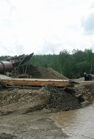 Амурская область стала самым загрязненным регионом из-за добычи золота