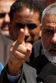 Исмаил Хания считает, что ХАМАС «разрушил проект сосуществования» с Израилем