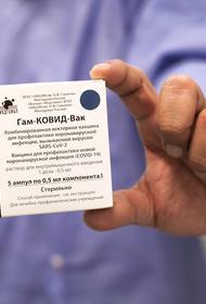 Немецкий депутат Дем высказался о критике в свой адрес из-за вакцинации «Спутником V»