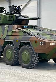 Катар заказал для своей карликовой армии новый БТР в Германии