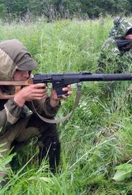 В Южной Осетии войска ЮВО провели комплексную тренировку по противодействию грузинским ДРГ