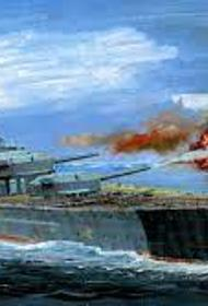 Гибель линкора «Бисмарк»