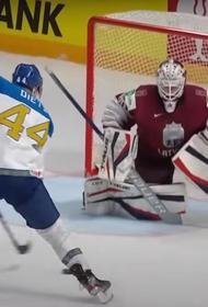 ЧМ по хоккею: Кто лучший игрок в сборной Латвии