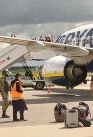 Принудительная посадка в Минске самолёта и оппозиционера