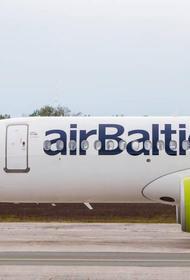 Министр сообщения Латвии: Национальная компания airBaltic решила не летать над Беларусью