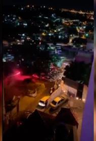 В Израиле идут столкновения между арабами и сотрудниками сил безопасности