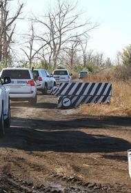 Ежедневный отчёт ОБСЕ о ситуации на линии соприкосновения огня Луганской и Донецкой области