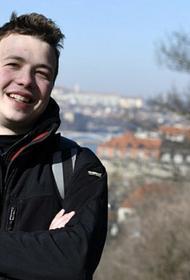 Роман Протасевич рассказал следователям о спонсорах