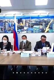 Монгольский Улан-Батор и российский Иркутск соединила онлайн-конференция