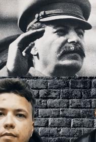 Генерал МВД: Сталин бы уничтожил Протасевича вместе с подругой