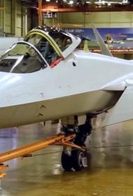 Авиаконструкторы «Сухого» придумали новый легкий истребитель