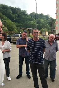 Константин Затулин встретился с жителями Кудепсты