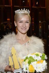 Олимпийская чемпионка Татьяна Волосожар родила второго ребенка