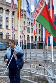 Будни ЧМ по хоккею в Риге: история с флагом Беларуси имеет продолжение