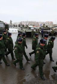 В Челябинской области военные зарабатывают больше, чем в среднем по России