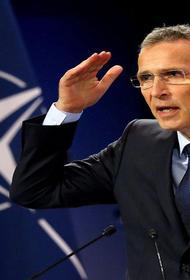 Генсек НАТО обвинил Россию в причастности к инциденту с самолетом Ryanair в Белоруссии