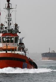В Стамбуле остановлено движение по проливу Босфор