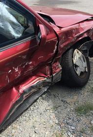 Грузовик протаранил пять автомобилей во Владивостоке