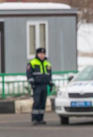 Опубликованы кадры, снятые во время конфликта между полицейскими и мужчинами в Новосибирской области
