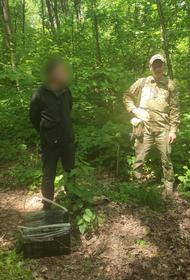 Украинские пограничники пресекли контрабанду изделий военного назначения из России