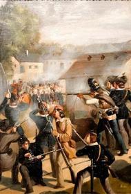 1848: Виндишгрец и его расправа над гражданскими в восставшей Праге