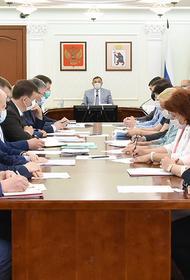 Глава Марий Эл Александр Евстифеев продлил ограничения по COVID-19 до 5 июля