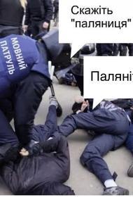 Русский язык на Украине популярнее мовы