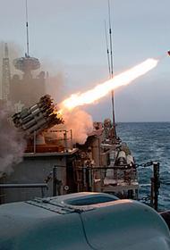 Корабли и авиация Балтийского флота продемонстрировали, как будут сбивать самолёты ВВС НАТО