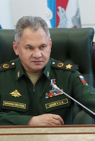 Шойгу пошутил над вице-премьером Борисовым перед совещанием с Путиным