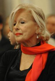 Балерина Виолетта Прохорова умерла в Италии