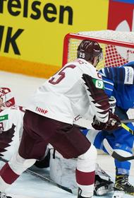 У сборной Латвии  ещё есть шанс на плей-офф