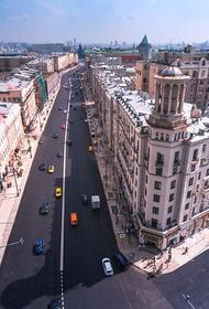 Эксперты предлагают ограничить движение транспорта в Москве в выходные
