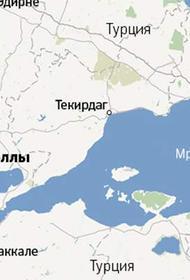 Турция построит новый проход из Чёрного моря в Мраморное