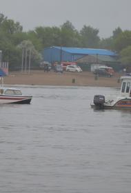 В Хабаровске расширили район поисков утонувших в Амуре детей