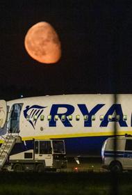 AP: летевший в Краков самолёт Ryanair экстренно сел в Берлине из-за угрозы безопасности